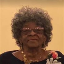 Mrs. Rosa Mae Washington Elaine
