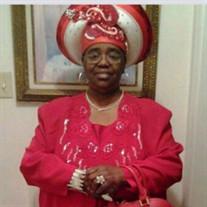 Mrs.  Donna M.  Bullock