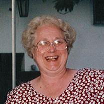 JoAnn M. (Shovestull) Brickell