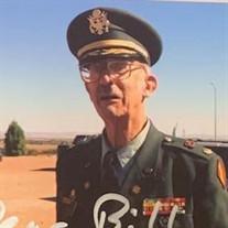Major William F. Hart Jr. (Ret.)