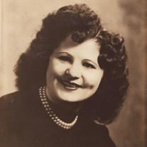 Marjorie  Peterson Webb
