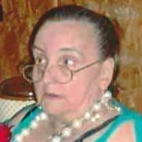 Patricia Thornton Mitchell