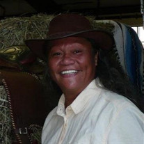 Yvonne Tuinatu  Brown