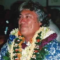 Richard Keli'ipunikailanikealawaihinanowahineopuna Papa Jr.