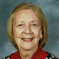 Mrs. Maria E. Chapulle