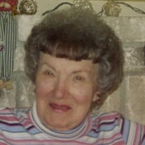 """Elizabeth """"Betty""""  Wilhelmina Trog"""