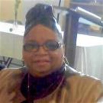 MRS. BEVERLY JEAN PATTERSON