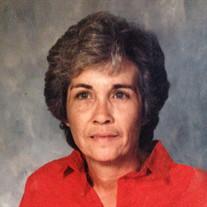 Shirley Fay Breland Baldwin of Corinth, MS formerly of Pocahontas, TN