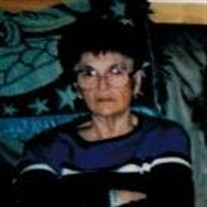 Betty Colleen Ricketts formerly of Henderson