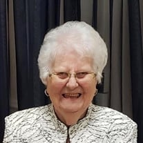 Waldine Marie Benton