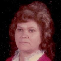 Letitia Joyce Hollers