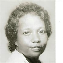 Mrs. Audrey Jackson Promise