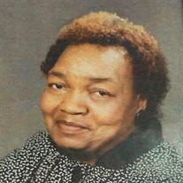 Mrs. Ezola Willis Hopson