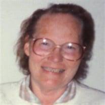 Geraldine Rae Schwartz