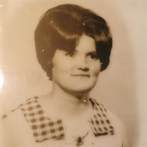 Mrs. Betty Ruth Crouch