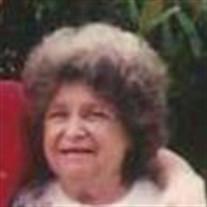 """Ms. Juanita """"Dink"""" Corriher"""