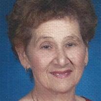 Mrs Margie Verdon Savoie