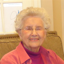 "Mrs. Dortha ""Dot"" Mae Ellenburg"