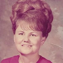 Mrs. Annie Mae Page Fulbright