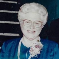 Hazel Allean Underwood