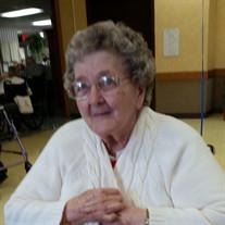 Winona Mae Armstrong