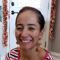 Zoraida Del Carmen Vega Lopez