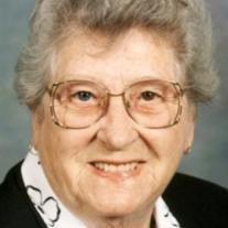 Margaret Elizabeth Kneisel