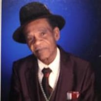 Rev Moses Williams