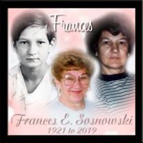 Frances E. Sosnowski