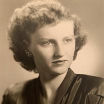 Mrs. Doris A. Martinet