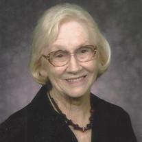 Irene Elizabeth Dowden (Hartville)