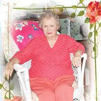 Jane  Rowan Glossbrenner Cozier