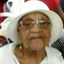 Mrs. Ethel Caldwell