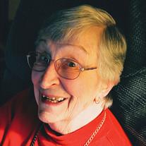 June Carol Rutquist Weiss