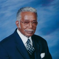 Deacon Ervie Clifford Williams