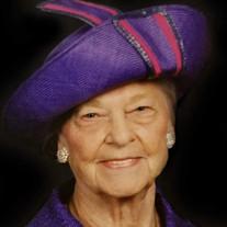 Mrs. Bobbie E. Baker