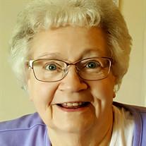Frances E. McGaffey
