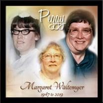 "Margaret ""Peggy"" Waltemyer"