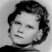 Mrs. Dorothy Jean Goodwin