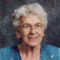 Mrs. Marjorie Ann Ellison