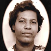 Winnifred Eunice Branch