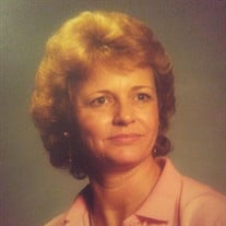 Mrs. Sarah Horne Evans