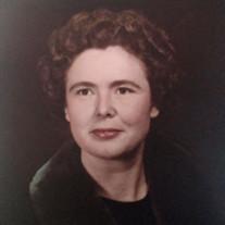 Peggy Ann Canter Beasley