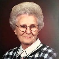 Elizabeth Hilda Bullins Purgason