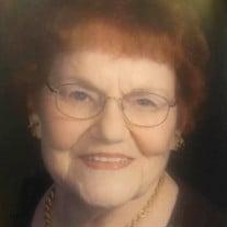 Burnice Hazel Sanderson