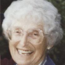 Mary Esther Bauer Hazelton