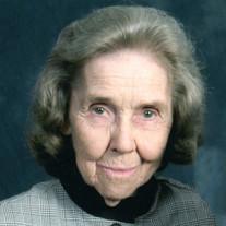 Mrs. Modane Williams Daugette