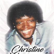 Ms. Christine Walker