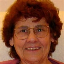 Eileen Iris Rogers