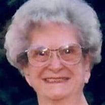 Mary Virginia Hartley